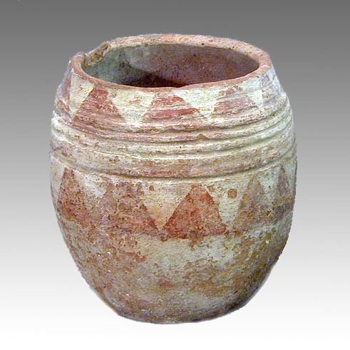 Northwest Iranian Painted Pottery, c. 2500 BC