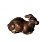 Achaemenid Bronze Rabbit Figure