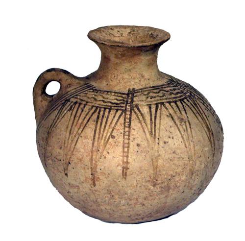 Northwest Iranian Painted Pottery Jar