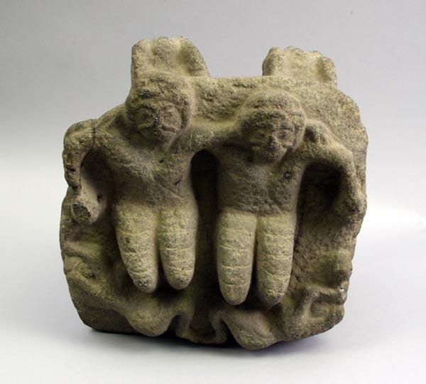 Parthian Stone Sculpture