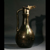 Nishapur Black Glazed Pottery Ewer