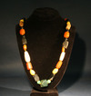 Ancient Stone Beaded Necklace
