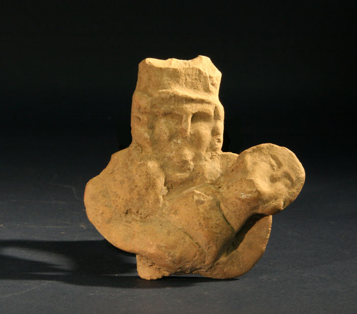 Syro-Hittite Mother/Child Pottery Fragment
