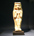 A Canaanite Fertility Goddess Terracotta Figure