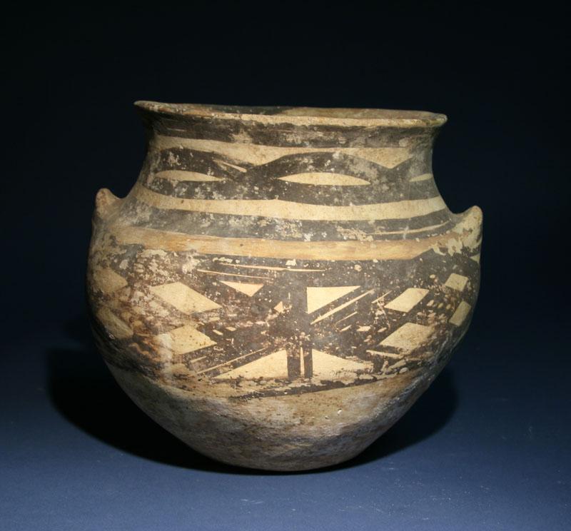 Northwestern Iranian Pottery Jar