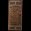 A Timurid/Safavid Inlayed Wooden Shrine Door.