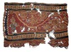 A Coptic Textile with Dragon & Human Figure