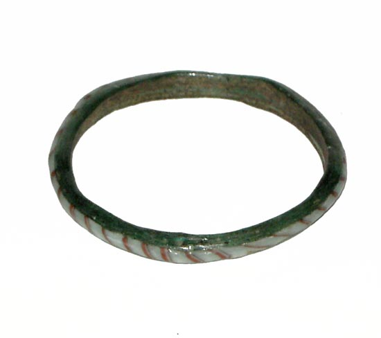 A Roman Glass Child's Bracelet - Intact
